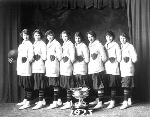 Women in sports the canadian encyclopedia first freerunsca Image collections